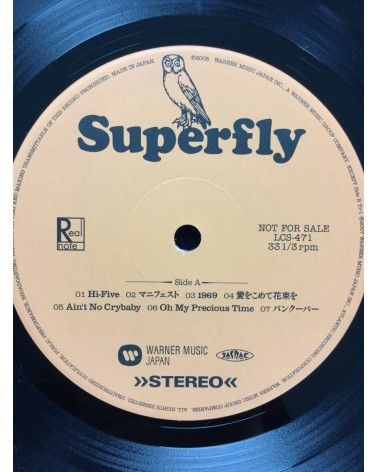 Superfly - First Album - 2008