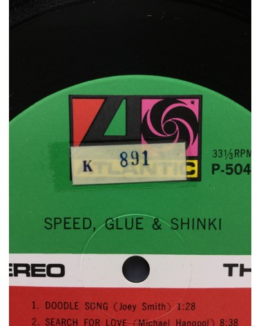 Speed, Glue & Shinki - Speed, Glue & Shinki - 1972