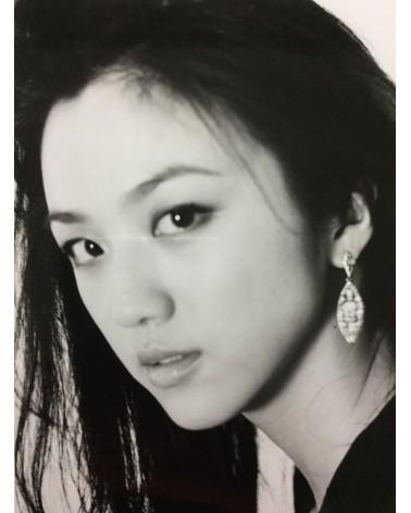 Nobuyoshi Araki - Tang Wei, Original Print - 2008