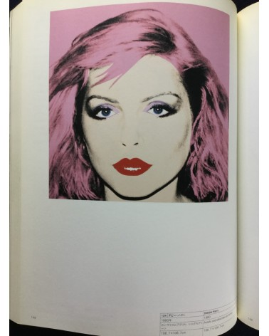 Andy Warhol - Japan Exhibition 2000-2001, From collection of Mugrabi - 2000
