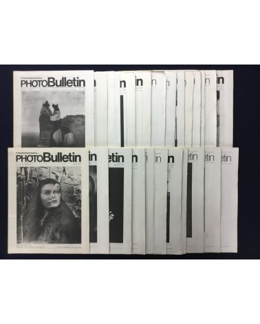 Photo Bulletin - 29 Issues - 1978/1981