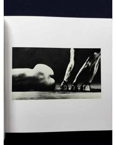 Eikoh Hosoe - Human Body + 4 Prints - 1982
