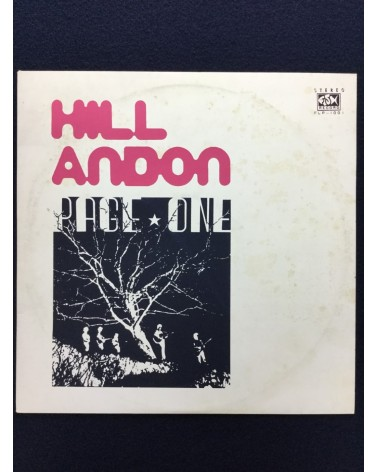 Hill Andon - Page One - 1974