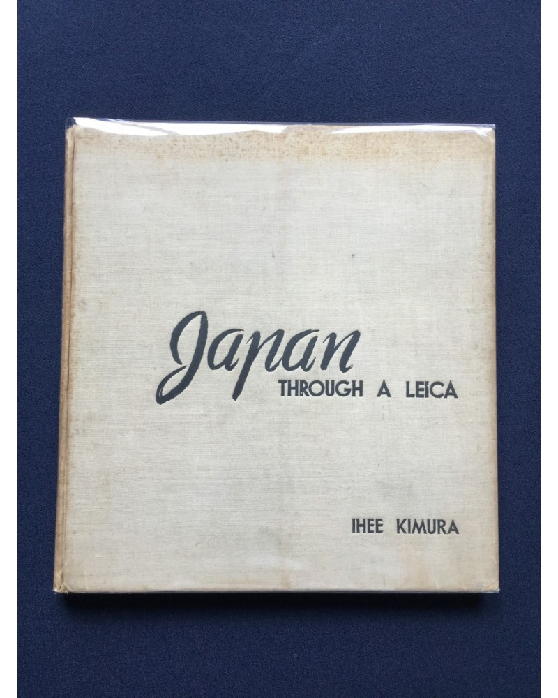 Ihee Kimura - Japan Through a Leica - 1938