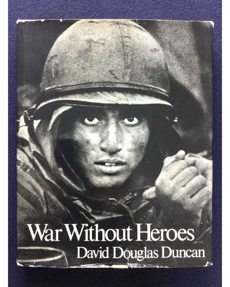 David Douglas Duncan - War Without Heroes - 1970