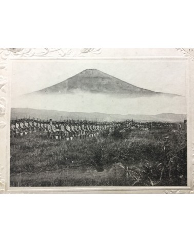 Photos of July 30th of the first year of the Taisho era - 1912