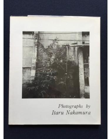 Itaru Nakamura - Photographs by itaru Nakamura 1973-1982 - 1983