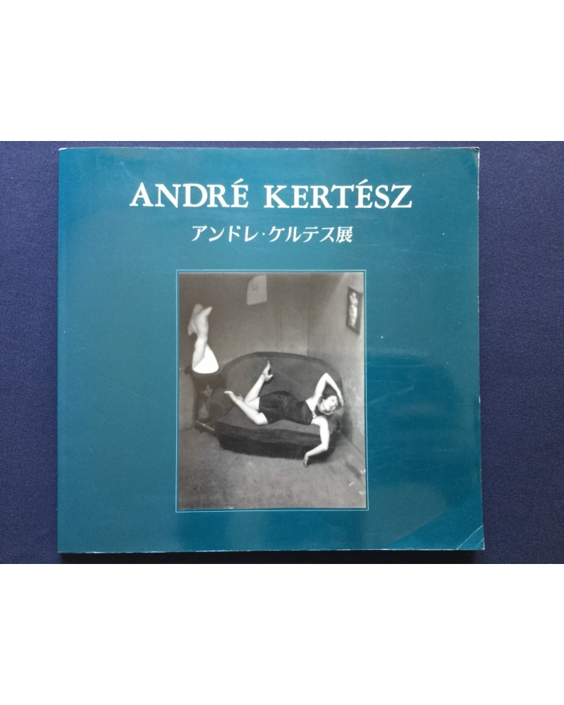 Andre Kertesz - Japanese Exhibition Catalogue - 1985