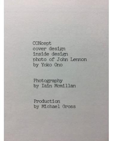 Yoko Ono - Museum of Modern (F)art, One woman show - 1971