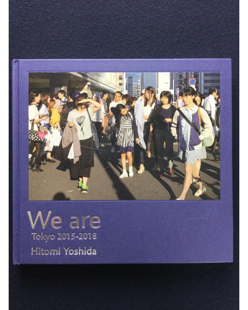Hitomi Yoshida - We are Tokyo 2015-2018 - 2018