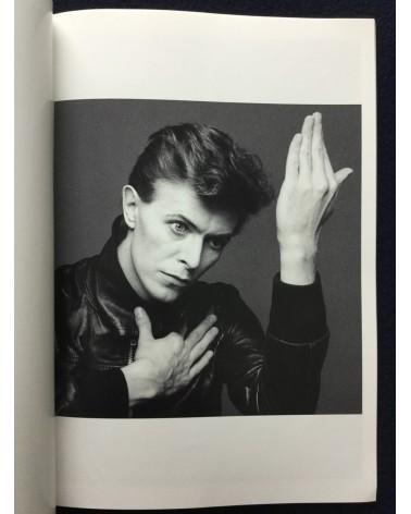 Masayoshi Sukita - Time, David Bowie by Masayoshi Sukita - 2014