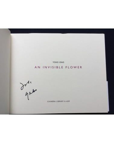 Yoko Ono - An Invisible Flower - 2011