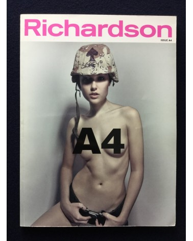 Terry Richardson - Issue A4 - 2010