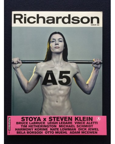 Terry Richardson - Issue A5 - 2011