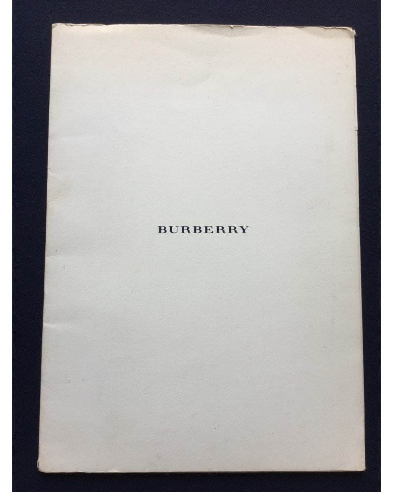 Mario Testino - Burberry - 1999