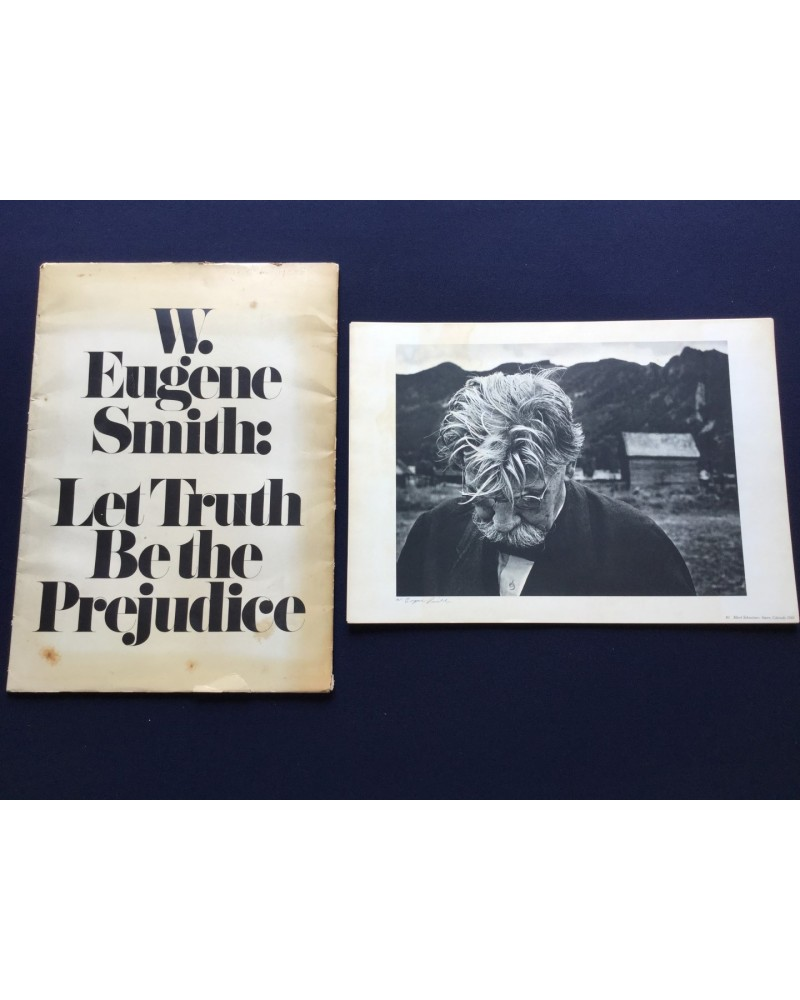 W. Eugene Smith - Let Truth be the Prejudice - 1971
