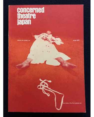 Concerned Theatre Japan - Volume one, Number one - 1970