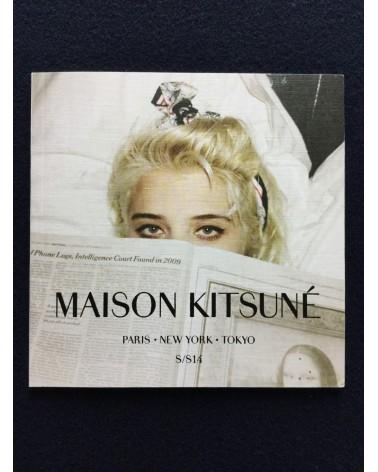 Henrik Purienne - Maison Kitsune - 2014
