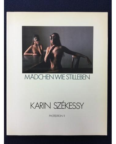Karin Szekessy - Madchen wie Stilleben - 1988