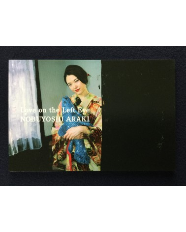 Nobuyoshi Araki - Love on the left Eye - 2014