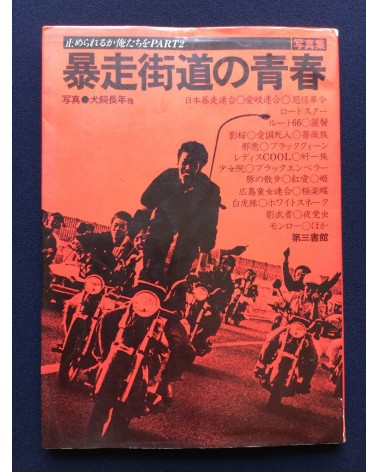 Nobody Can stop us Part 2 - Boso Kaido no Seishun - 1981