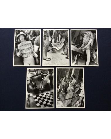 Daido Moriyama, Hiroshi Yamazaki, Keizo Kitajima - Photo Session 82 Portfolio - 1982