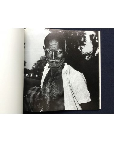 Tadayuki Kawahito - Portraits, the People of Varanasi - 1975