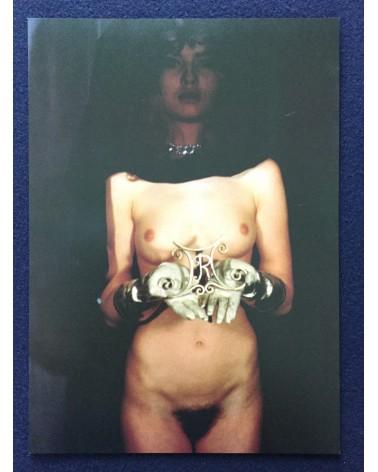 Irina Ionesco & Suze Randall - GS - 1986