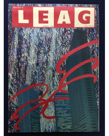 Leag - First Issue - 1978