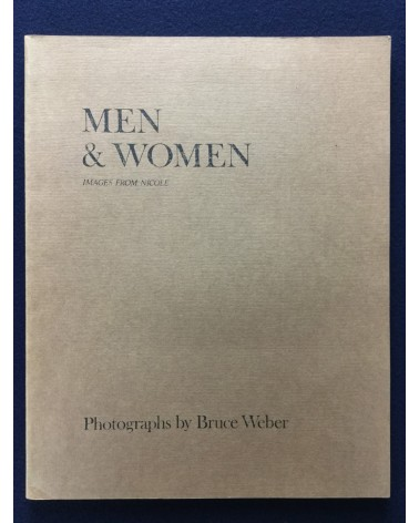 Bruce Weber - Men & Women, Images from Nicole - 1983