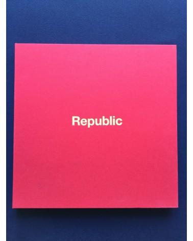 "Ren Hang - Republic Special Edition with original print ""Hair Face"" - 2013"