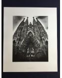 Eikoh Hosoe - Gaudi's La Sagrada Familia 1977 - 1991