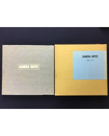 Kenichi Moniwa - Camera Notes - 1983